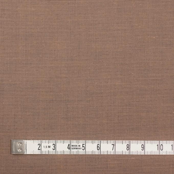 コットン×無地(ブロンズ)×オックスフォードシャンブレー イメージ4