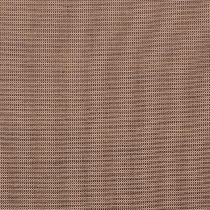 コットン×無地(ブロンズ)×オックスフォードシャンブレー イメージ1
