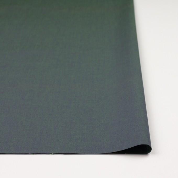 コットン×無地(メドウグリーン)×シャンブレー_全2色 イメージ3