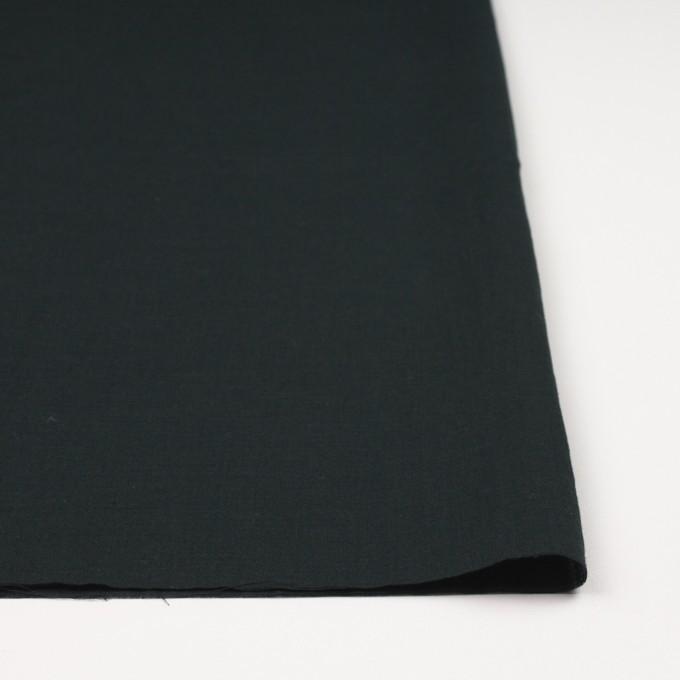 コットン×無地(チャコールブラック)×Wガーゼ_全2色 イメージ3