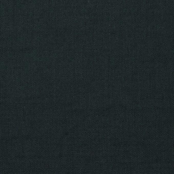 コットン×無地(チャコールブラック)×Wガーゼ_全2色 イメージ1