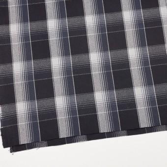 コットン×チェック(ブラック&ライトグレー、アイアンネイビー)×ビエラ_全3色 サムネイル2
