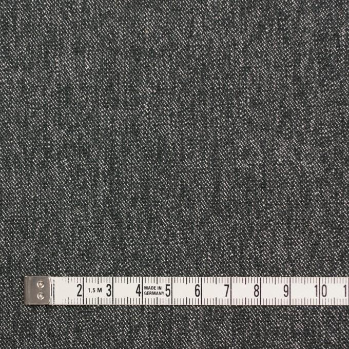 コットン×無地(チャコールグレー)×デニム イメージ4