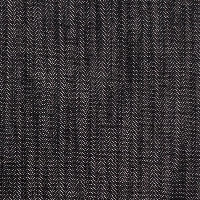 コットン×無地(インディゴ)×ヘリンボーンデニム イメージ1