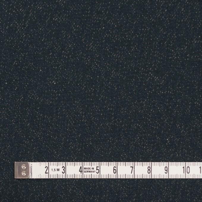 コットン×無地(ダークネイビー)×デニム イメージ4