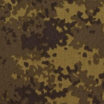 コットン×幾何学模様(カーキ)×ローン サムネイル1