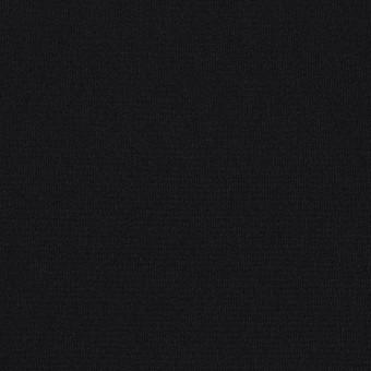 ポリエステル&トリアセテート×無地(ブラック)×バックサテンジョーゼット
