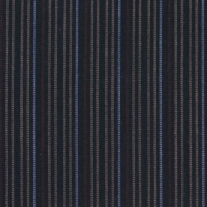 コットン×ストライプ(マルチ)×キャンブリック イメージ1