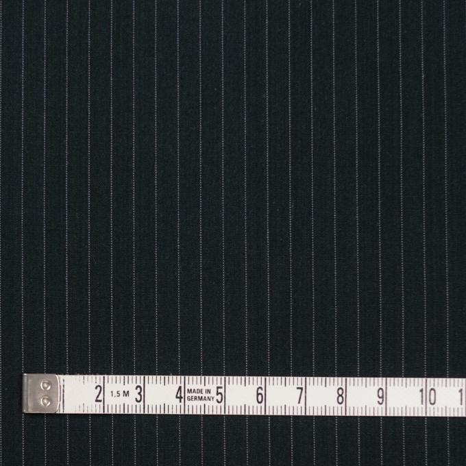 コットン×ストライプ(チャコールブラック)×ブロード イメージ4