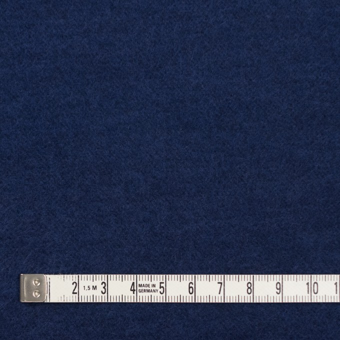 コットン×無地(ミッドナイトブルー)×フランネル_全5色 イメージ4