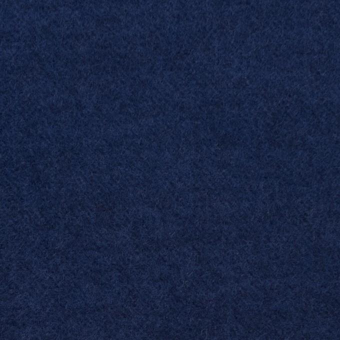 コットン×無地(ミッドナイトブルー)×フランネル_全5色 イメージ1