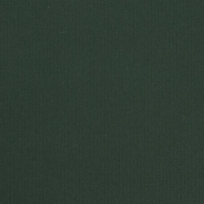 コットン×無地(モスグリーン)×かわり織_全3色 イメージ1