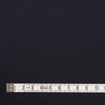 コットン×無地(ダークネイビー)×かわり織_全3色 サムネイル4