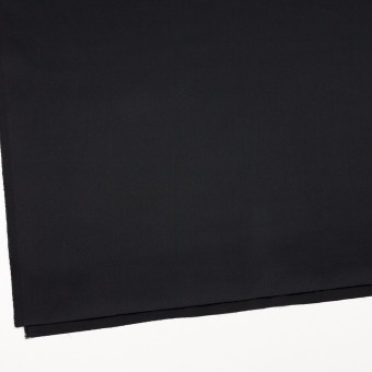 コットン×無地(ブラック)×かわり織_全3色 サムネイル2