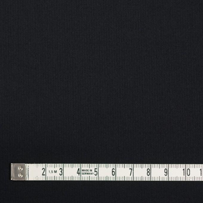 コットン×無地(ブラック)×かわり織_全3色 イメージ4