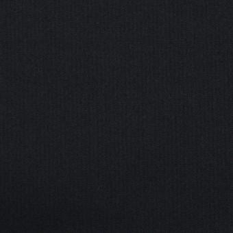 コットン×無地(ブラック)×かわり織_全3色