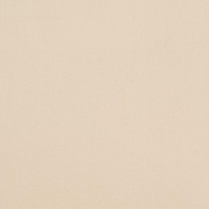 コットン×無地(キナリ)×ポプリン(ウェザークロス)_全4色 イメージ1