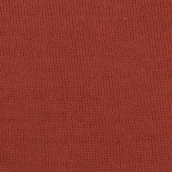 コットン×無地(レンガ)×リブ&天竺ニット_全3色 サムネイル1