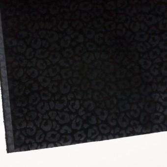 コットン×レオパード(ブラック)×ベッチン サムネイル2