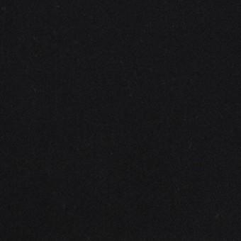 コットン&ポリウレタン×無地(ブラック)×サテンストレッチ_全2色 サムネイル1