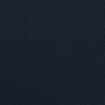コットン×無地(ダークネイビー)×サテン_全3色 サムネイル1