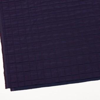 ポリエステル×無地(グレープ)×二重織 サムネイル2