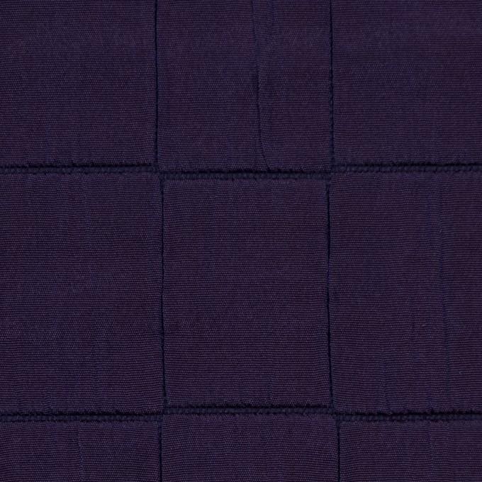 ポリエステル×無地(グレープ)×二重織 イメージ1