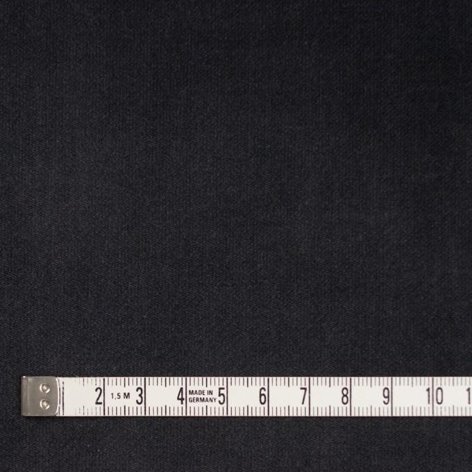 コットン&ポリウレタン×無地(チャコール)×ベッチンストレッチ イメージ4