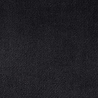 コットン&ポリウレタン×無地(チャコール)×ベッチンストレッチ サムネイル1
