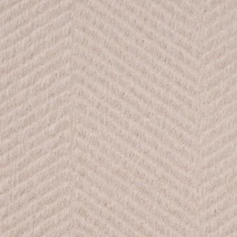 ウール&アンゴラ×無地(ウォームベージュ)×かわり織 サムネイル1