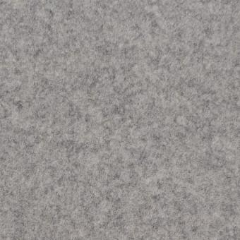ウール×無地(ライトグレー)×フラノ(フランネル) サムネイル1