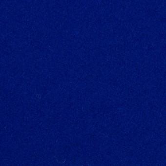 ウール×無地(マリンブルー)×フラノ(フランネル) サムネイル1