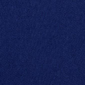 ウール×無地(マリンブルー)×かわり織 サムネイル1