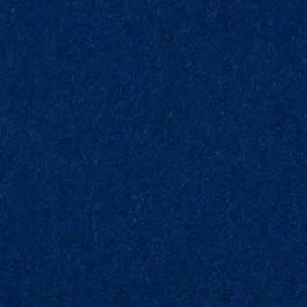 ウール&ナイロン×無地(ネイビーブルー)×メルトン サムネイル1