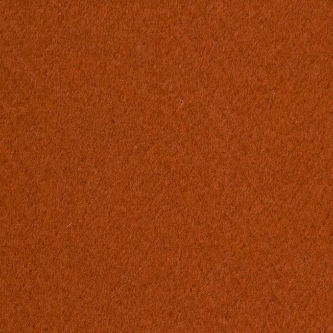 ウール&ナイロン×無地(マロン)×かわり織 イメージ1