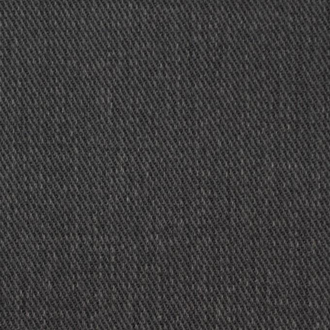 コットン×無地(チャコールグレー)×ビエラ_全2色 イメージ1