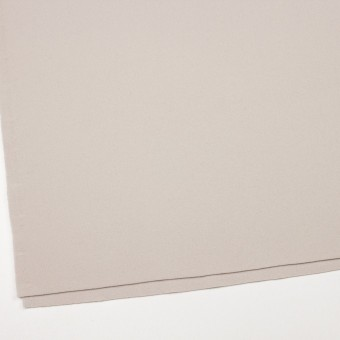 ウール&ナイロン×無地(アイボリー)×ソフトメルトン サムネイル2