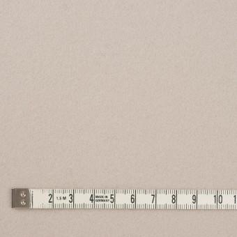 ウール&ナイロン×無地(アイボリー)×ソフトメルトン サムネイル4