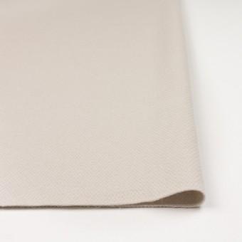ウール&アンゴラ×無地(アイボリー)×かわり織 サムネイル3