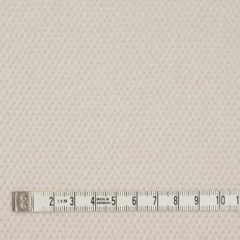 ウール&アンゴラ×無地(アイボリー)×かわり織 サムネイル4