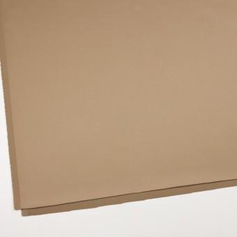 コットン&ナイロン混×無地(アンティークゴールド)×サテンストレッチ_全6色 サムネイル2