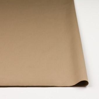 コットン&ナイロン混×無地(アンティークゴールド)×サテンストレッチ_全6色 サムネイル3