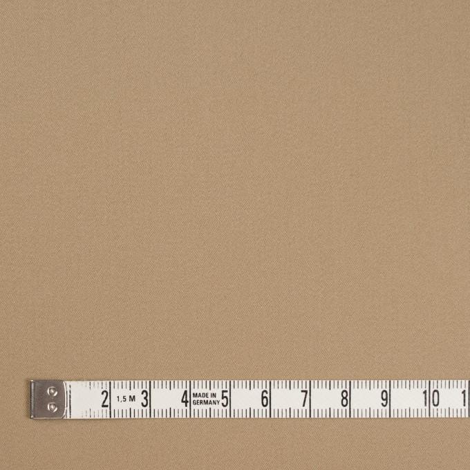 コットン&ナイロン混×無地(アンティークゴールド)×サテンストレッチ_全6色 イメージ4