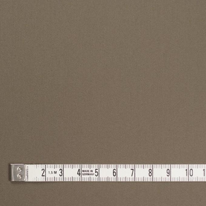 コットン&ナイロン混×無地(カーキ)×サテンストレッチ_全6色 イメージ4