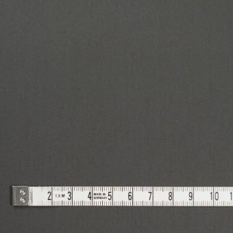 コットン&ナイロン混×無地(スチールグレー)×サテンストレッチ_全6色 サムネイル4