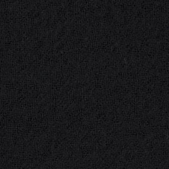 ウール×無地(ブラック)×ガーゼ_全5色