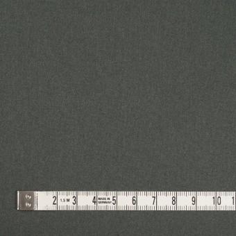 ウール×無地(スレートグリーン)×フラノ(フランネル) サムネイル4