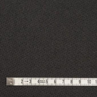 ウール&ナイロン×無地(モスグレー)×かわり織 サムネイル4