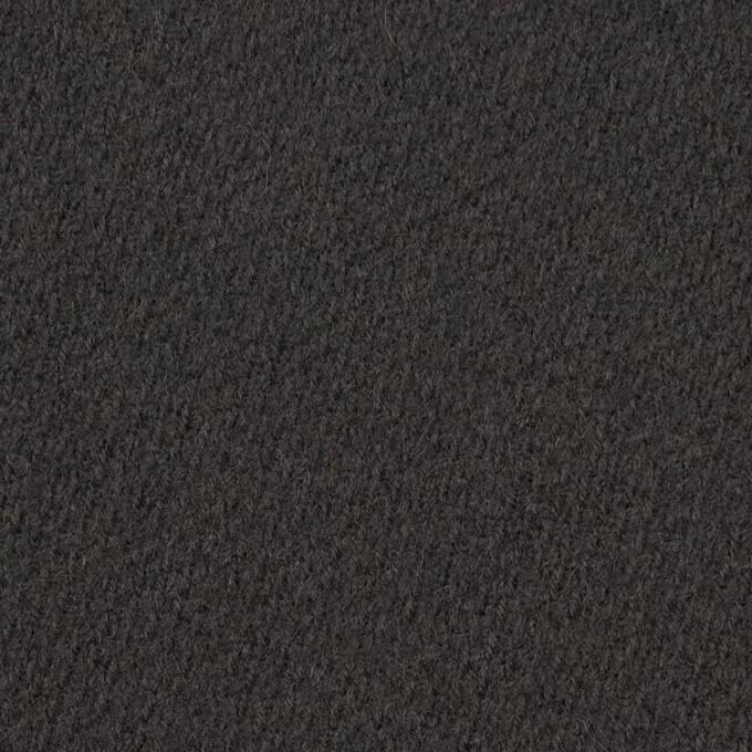 ウール&ナイロン×無地(モスグレー)×かわり織 イメージ1