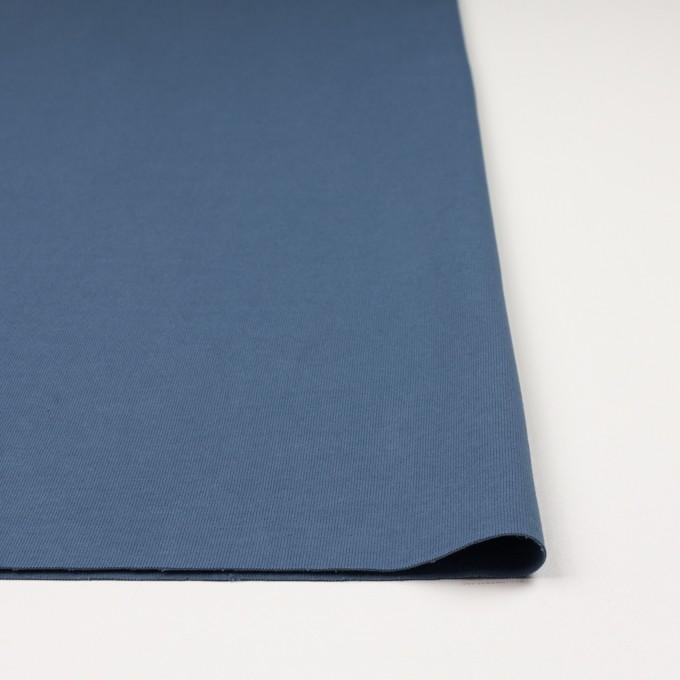 コットン×無地(ブルーグレー)×天竺ニット_全3色 イメージ3